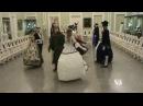Бал. Омск. Галианта. Исторические бальные танцы. Кадриль Летучая мышь.