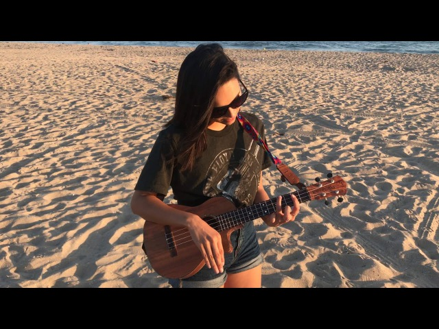 Bob Marley - Is this love (ukulele cover)
