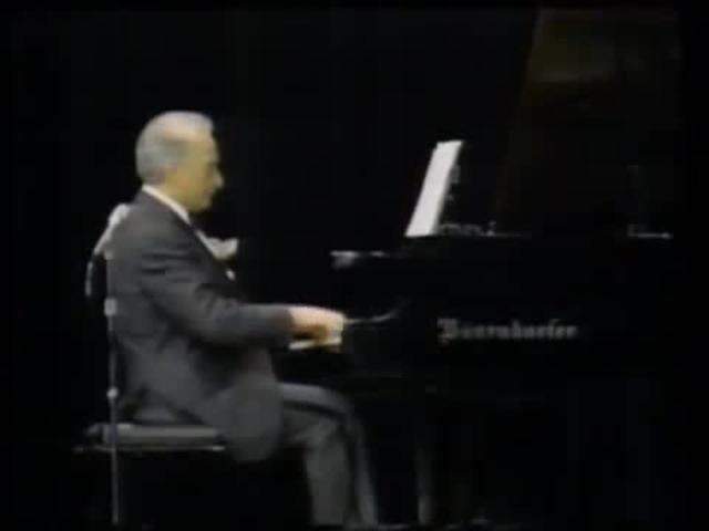 Victor Borge - William Tell Backwards