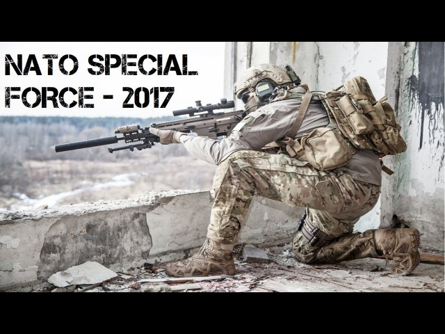 NATO SPECIAL FORCES - 2017