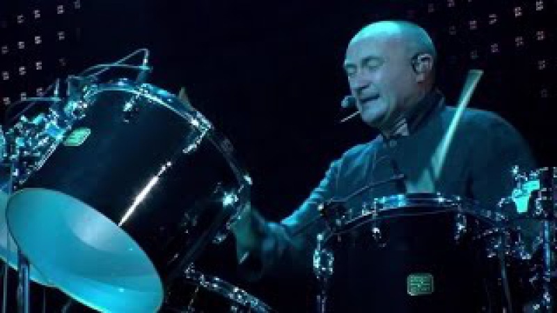 Phil Collins - In The Air Tonight Live 720p HQ Audio