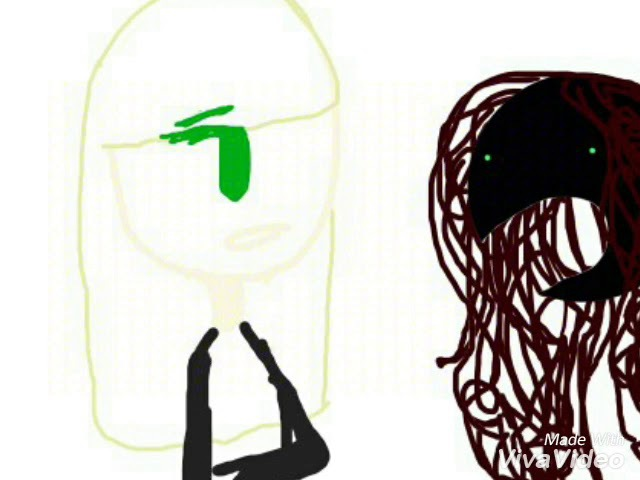 Мини комикс от меня *упоротый стиль рисовки:D*