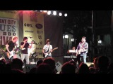 Kenny Wayne Shepherd and Tab Benoit - Travelin' South (Crescent City Blues &amp BBQ Fest, Oct.15, 2011)
