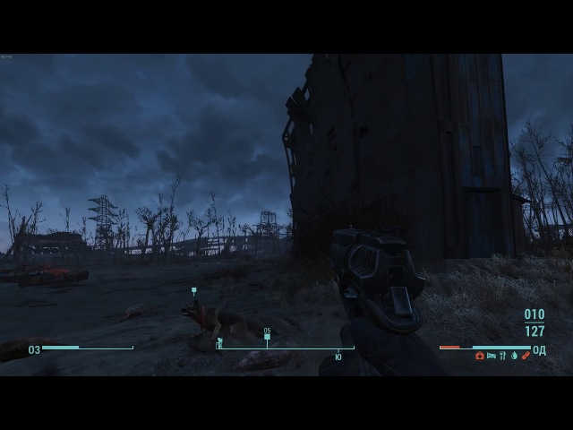 [Fallout 4] To infinity and beyond!