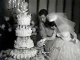 Nancy Sinatra Tommy Sands Wedding Newsreel 11 September 1960