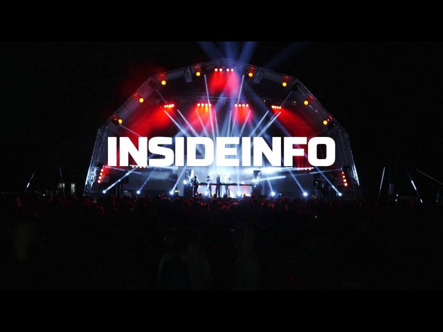 Insideinfo Miss Trouble live at Let It Roll Open Air 2016 festival's Factory stage.