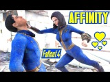 Fallout 4 - NORA HATES & LOVES NATE - Full Romance Showcase of Nora Companion WIP for Xbox & PC