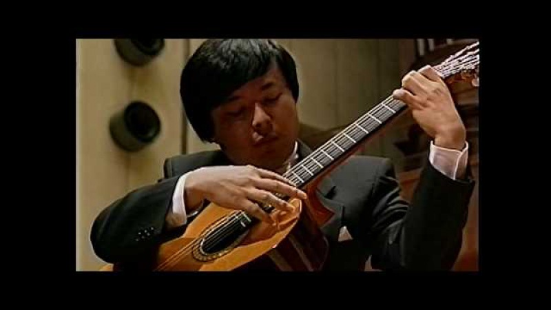 Rodrigo: Concierto de Aranjuez / Yamashita Navarro Barcelona City Orchestra (1992 Movie Live)