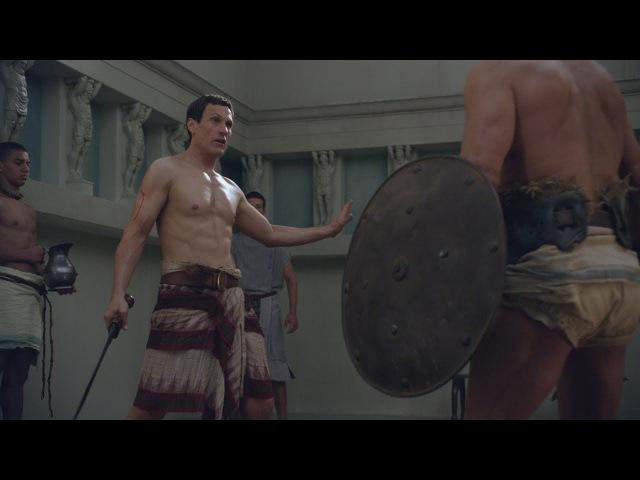 Спартак:Война Проклятых Марк Лициний Красс (Спартак должен пасть)