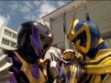 Power Rangers Mystic Force - Solaris Knight vs Koragg Episode 15