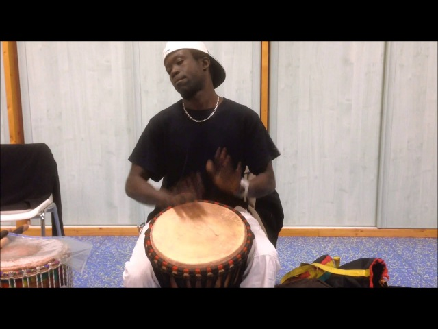 YANKADI Appel-Rytme-Chauffé-Break / Djemb'Ethnic