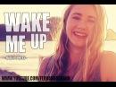 Avicii Wake Me Up Hailey Fontes Pop Rock Cover Fernando Shann's Featured Artist