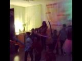 танец самураев