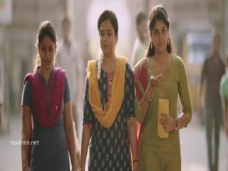 This time rainy☔my place please enjoying write time Song-Paarai Mele Smart HD          Movie -  Sathriyan
