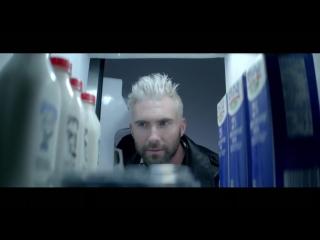 Maroon 5 - Cold ft. Future (новый клип 2017 Марон файв)
