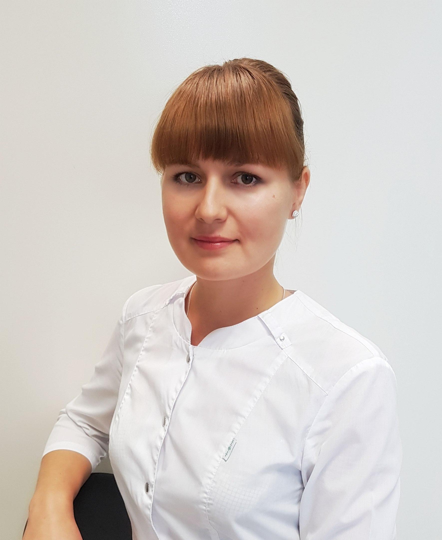 Дедевшина Анастасия Владимировна