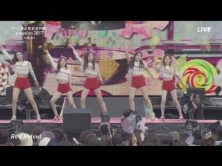 170826 Red Velvet - Russian Roulette @ a-nation 2017 (M-ON Ver)