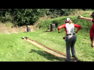Maria Shvarts - Central European Shotgun Open 2016
