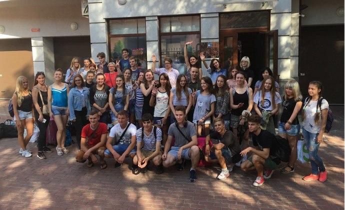 Российская сторона отреагировала на скандал вокруг поездки украинских школьников в Россию