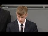 Школьник из Нового Уренгоя кается в Бундестаге за невинноубиенных бойцов Вермахта