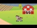 КАК ГОВОРЯТ ЖИВОТНЫЕ Звуки животных для детей __ Учим животных для самых маленьких