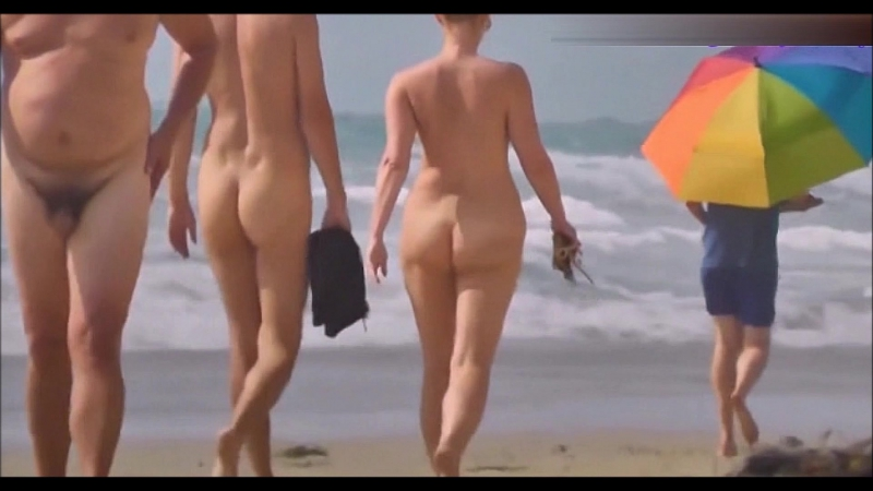 Candid Nudist Couples