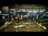 Школа бокса Good Old Boxing - Персональная тренировка(Рамиль) 28.03.17