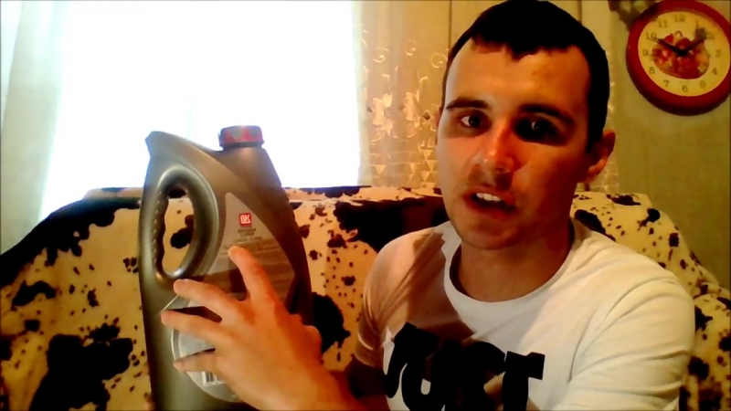 Моторное масло Лукойл 10W - 40