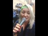 Nika Comet - MyRockBand practice! Live!