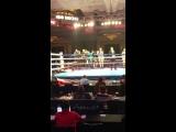 Part 1 video.Madiyar Ashkeyev vs Shawn Cameron 4-15-2017 USA Mohegan Sun Connecticut