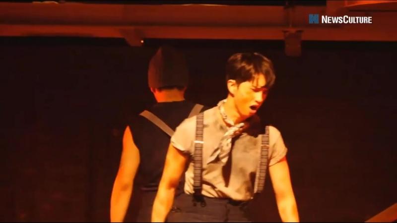 171116 Musical Titanic Press Call Live [KEN] - Barret's Song