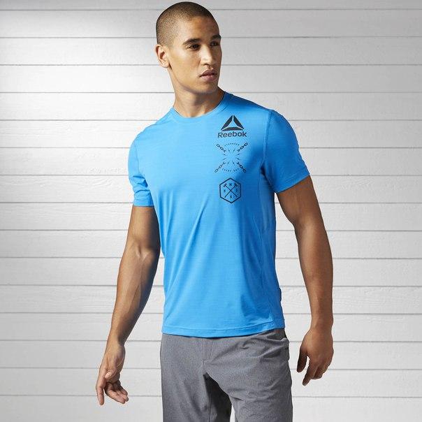 Спортивная футболка ACTIVCHILL Graphic