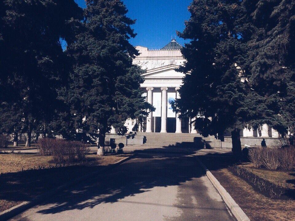 москва пушкинский музей