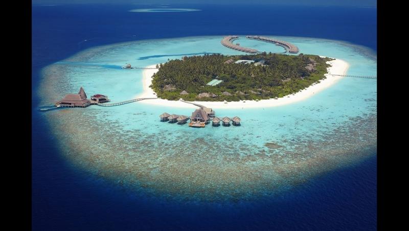Каникулы любви Мальдивы