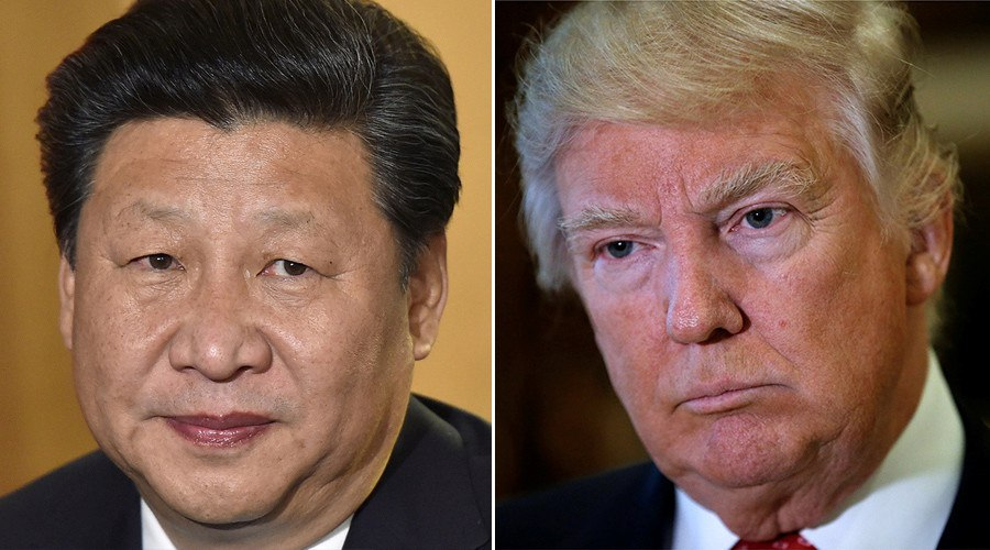 США принялись за Китай