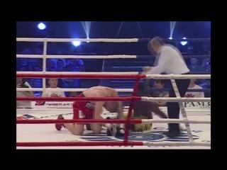Кудряшов - Акронг лучший момент боя