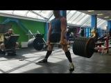Сергей Дараган - тяга 350 кг
