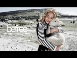 Инна Фисун в рекламной кампании befree Autumn/Winter17