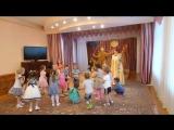 Танец - игра ЗЛУЮ ТУЧКУ НАКАЗАЛИ