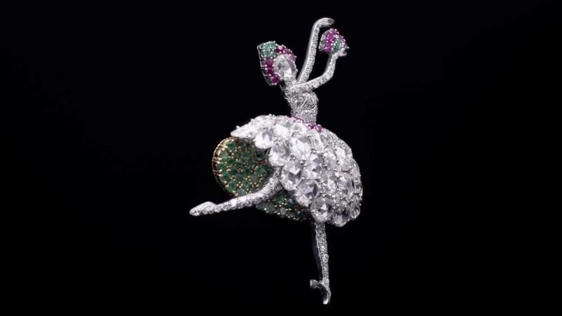 [MP4 720p] Van Cleef Arpels, Exclusive Sponsor of Dubai Opera For Dance and Ballet