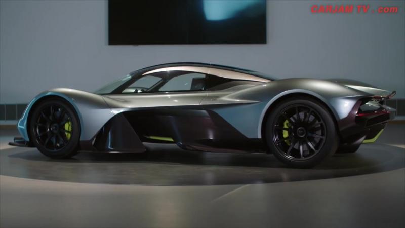 Aston Martin 2017 Review Aston Martin Red Bull AM-RB 001 2018 New Aston Martin V