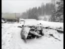 ДТП 1600км фед.трассы М5 (17.01.14)
