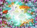 Танец Вальс цветов бабочка Лера 2 кл март 2017 ансамбль Карусель прогимназия 61 г Мурманск
