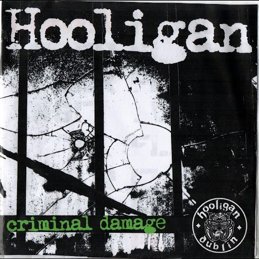 Hooligan альбом Criminal Damage E.P.