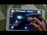 Injustice 2 на планшете Onda V80 Plus (Android 5.1)