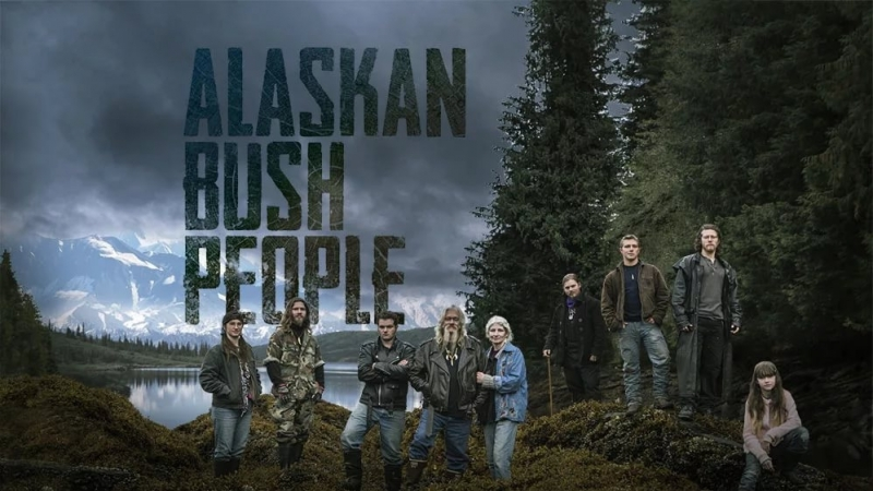 Аляска: семья из леса 5 сезон 8 серия / Alaskan Bush People (2017)