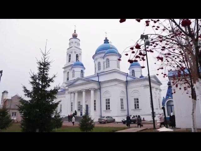 В Чистополе освящён мемориальный комплекс в честь новомучеников и исповедников