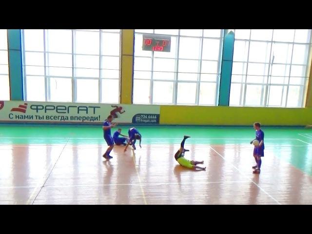 Жовта картка Івану Величко. Локомотив - Легіон. 21-10-2017