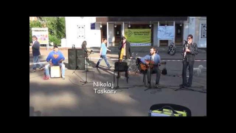 Kolomijka Kastarvat = Kolorvat: kahone, didjeridu, guitar, block-flute.