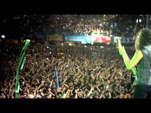 Metallica Orgullo, Pasion Y Gloria Tres Noches En La Ciudad De Mexico 2009